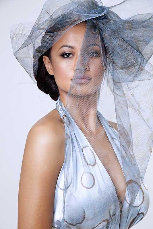 Maori Female Model Shanice Whiley