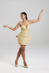 Gal4: Maori Female Model - SHANICE WHILEY