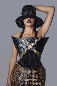 Gal7: Maori Female Model - SHANICE WHILEY